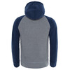 The North Face Glacier Hoodie Boys Mid Grey/Cosmic Blue